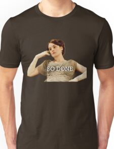 Lady Mary from Downton Abbey Unisex T-Shirt