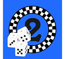 Bunco Dices - Table No Two VRS2 Photographic Print