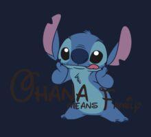 Stitch Kids Tee