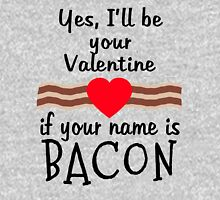 Anti Valentine BACON Funny Design Unisex T-Shirt