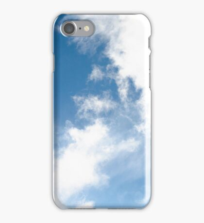 Spring cloud iPhone Case/Skin