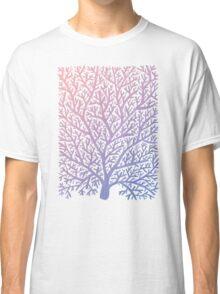 Fan Coral – Rose Quartz & Serenity Classic T-Shirt