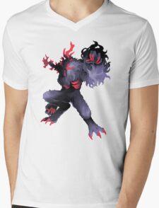 CLERIC BEAST Mens V-Neck T-Shirt