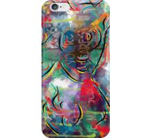 in the colors  iPhone Case/Skin