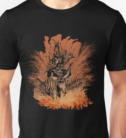 War machine  Unisex T-Shirt