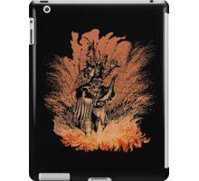 War machine  iPad Case/Skin
