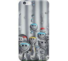 Droplet Meeting iPhone Case/Skin