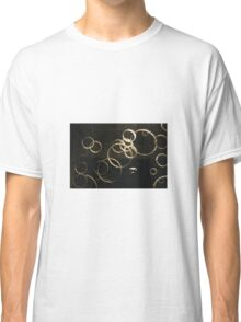 Dutch Backlit Circles Classic T-Shirt