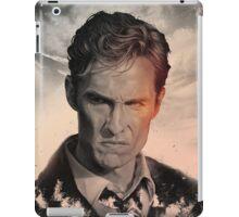 Rust Cohle iPad Case/Skin