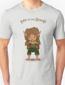 frodo, lord of the rings, donut T-Shirt
