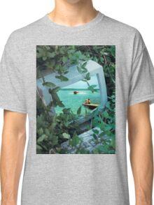 Living inside the box Classic T-Shirt