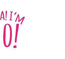 Woa! I'm 60! funny sixtieth 60th Birthday  by jazzydevil