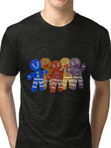 Most Wonderful Gingerbread Tri-blend T-Shirt