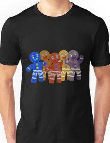 Most Wonderful Gingerbread Unisex T-Shirt