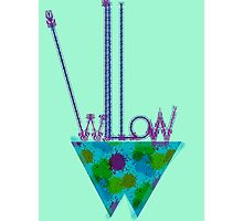 Willow Smith Photographic Print