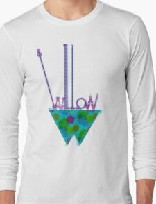 Willow Smith Long Sleeve T-Shirt