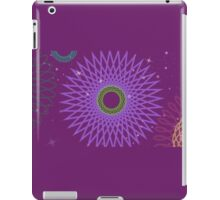 Psychedelic Space Spyrographs  iPad Case/Skin