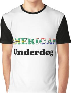 American Underdog - South Africa Graphic T-Shirt