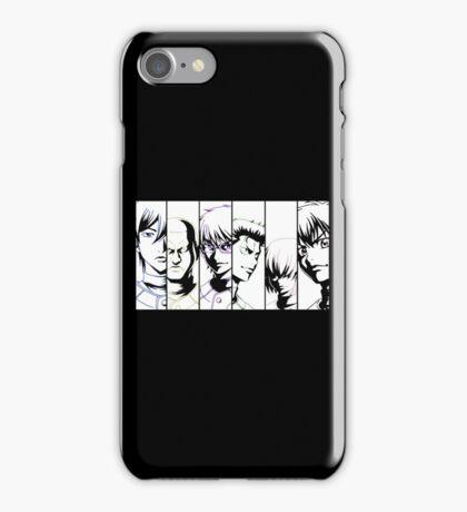 Diamond Team iPhone Case/Skin
