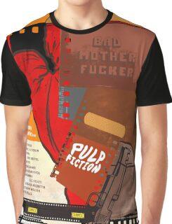 Pulp Fiction Graphic T-Shirt
