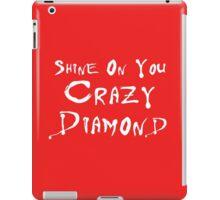 Pink Floyd - Shine On You Crazy Diamond iPad Case/Skin