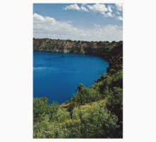 0855 Blue Lake - Mount Gambier Kids Tee