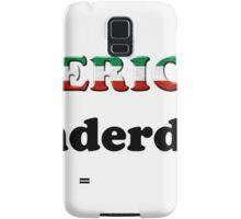 American Underdog - Kuwait Samsung Galaxy Case/Skin
