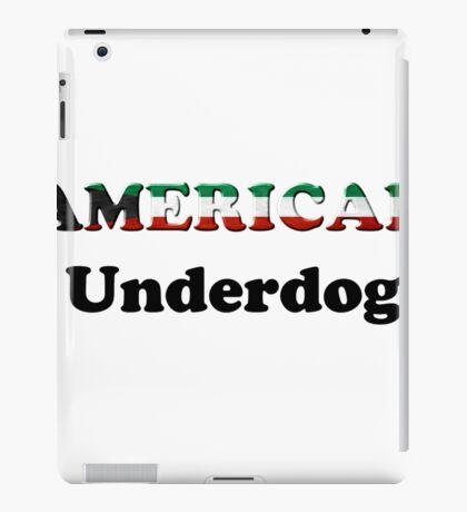American Underdog - Kuwait iPad Case/Skin