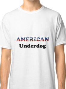 American Underdog - Haiti Classic T-Shirt