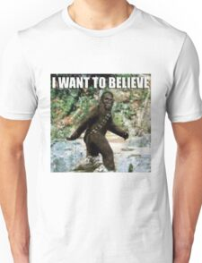 Chewy in the woods T-Shirt