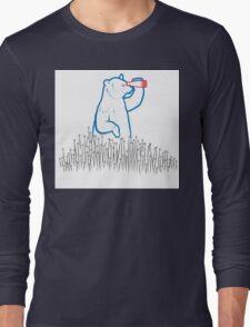Da Bears - Searching Long Sleeve T-Shirt