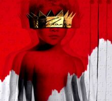 Rihanna - Anti Sticker