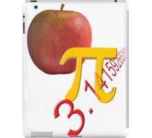 Apple pie iPad Case/Skin