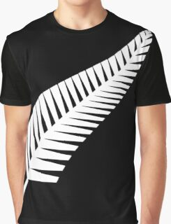 All Blacks Silver Fern Graphic T-Shirt