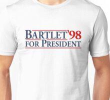 Bartlet for President Unisex T-Shirt