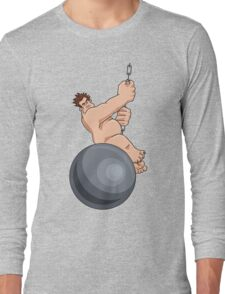 Wreck-It-Ball Ralph Long Sleeve T-Shirt