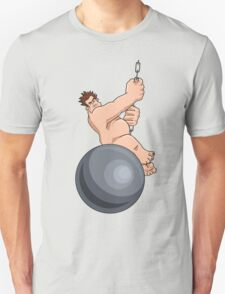 Wreck-It-Ball Ralph Unisex T-Shirt