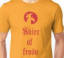 Shire of Frodo Unisex T-Shirt