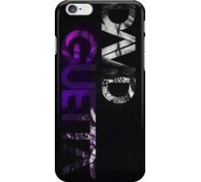 David Guetta logo black iPhone Case/Skin