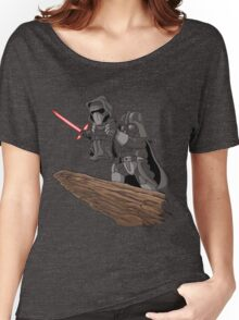 Star Wars The Lion King Women's Relaxed Fit T-Shirt