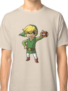 The Legend Of Selfie Classic T-Shirt