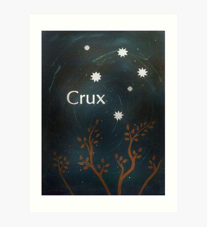 Crux Art Print