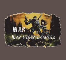 Fallout Classic, war, war never changes Kids Clothes