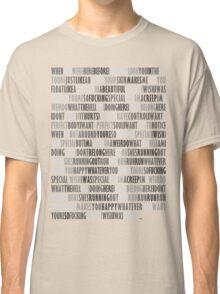 Radiohead - Creep Classic T-Shirt