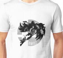 Bayonetta Smash - Light Grey Unisex T-Shirt