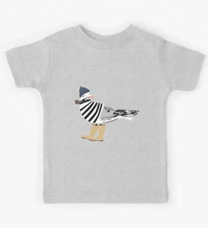 Fisher seagull Kids Tee