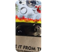 The Nose KNOWS! iPhone Case/Skin