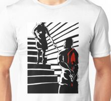 Crime in the Film Noir  Unisex T-Shirt