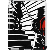 Crime in the Film Noir  iPad Case/Skin