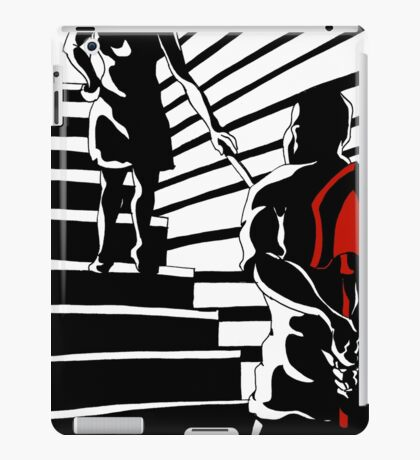 Crime in the Film Noir  iPad Case/Skin